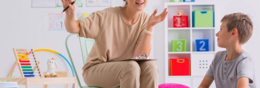 psychologue pédiatrique