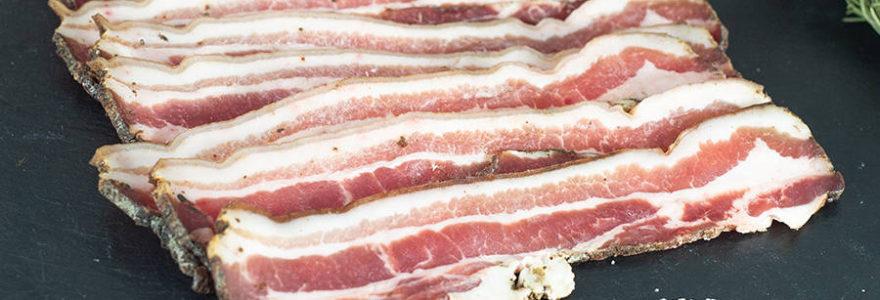 ventrèche de porc